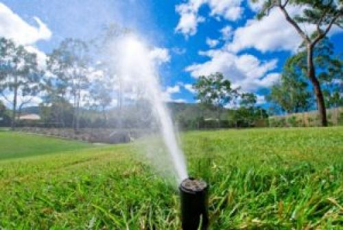 Irrigação da Grama São Carlos